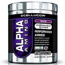 Cellucor Alfa Amino Bcaa Powder Hidratación Uva G3 Chrome Se