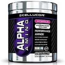 Cellucor Alfa Amino Suplemento Sandía 15 Contador
