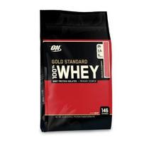 Optimum Nutrition 100% Whey Gold Standard Deliciosa Fresa 10