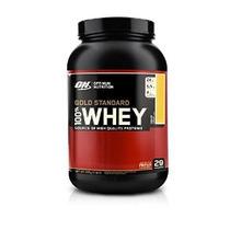 Optimum Nutrition 100% Whey Gold Standard Banana Crema 2 Pou