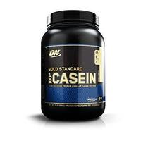 Optimum Nutrition 100% De Proteína De Caseína Vainilla Cremo