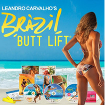 Programa De Ejercicio Brazil Butt Lift Zumba Glúteos Oferta
