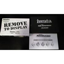Aerografo Iwata Hp-br Revolution Boquilla .3 Mm