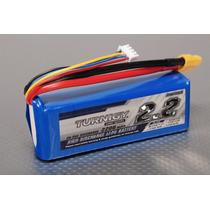 Bateria Lipo 2200mah 11.1v 3s Recargable 25c Turnigy Esc