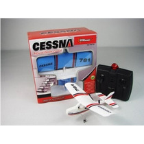Tb Avion Rc Top Race Cessna 781 Electric 2 Ch Infrared