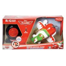 Tb Avion Disney Rc Planes Mini Rides El Chupacabra Remote