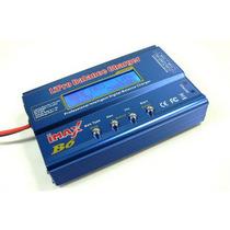 Cargador Descargador Para Baterias Microprocesado Imax B6