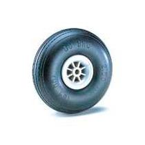2-3/4 Dia. Treaded Lightweight Wheel (2) Dubro 275tl