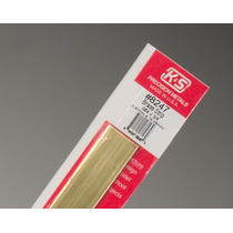 Lamina De Laton K&s Brass Strip .064x3/4 #8247