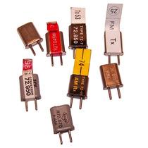 Cristales Radio Control Tx/rx, Am/fm, Aero Y Auto
