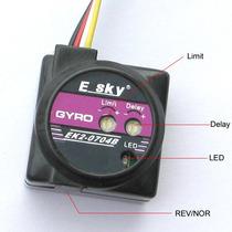 Gyro Esky Head Lock Digital Helicoptero Aeromodelismo