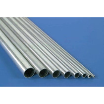 Tubo De Aluminio K&s 3/32 Aluminum Tube (2) #1015
