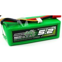 Bateria Lipo 5200mah 11.1v 3s Multistar Walkera Qr 350 Pro