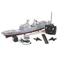 Barco De Guerra Destructor Ht-3831f Radio Control 1:275