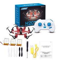 Mini Drone Jjrc H20 Con 3 Baterias Extras / El Mas Pequeño