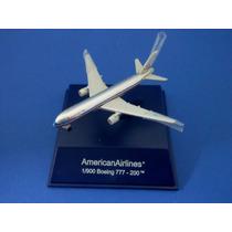 American Airlines Boeing 777-200 Sky 1/900 Sky Pilot