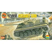 Tanque De Guerra Cañon De Asalto De 75 Mm Escala 1:72