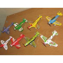 Maisto No, Aviones De Acrobacia Esc. 1:144 , Varios Modelos