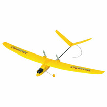 Avion Rc Recargable Control Remoto Yellow Bee