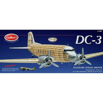 Avión, Kit Para Construir Guillows Dc-3