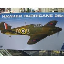Avión De Radio Control Hawker Hurricane 25e, Bnf, E-flite.