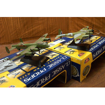 Lote 2 Avion Bombardero Britanico Met 1/100 & 1/144 Ve Anunc