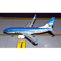 Avion Aerolíneas Argentinas 737 (seleccion) Aeromexico