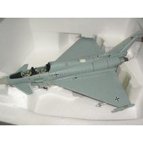 Eurofighter Typhoon Luftwaffe Franklin Mint 1/48 Diecast
