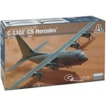 Italeri Avion C-130j C5 Hercules 1/48 Armar/ Revell Tamiya