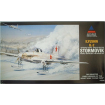 Modelo Escala Accurate Miniatures 1/48 Il-2 Sturmovik