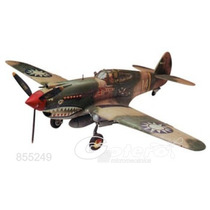 Revell P-40b Tiger Shark 1/48 Armar / Tamiya Testors Italeri