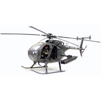 Helicoptero Ah-6 Litle Bird Bbi 1/18 C Ultimate Soldier Mdn