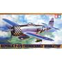 Modelo Escala P-47d Thunderbolt Bubbletop Tamiya 1/48