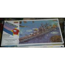 Barcos Militares Y Destructores Varias Escalas Motorizados