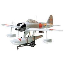 61017 Avión Nakajima A6m2 N Type2 Float Rufe Esc 1/48 Tamiya