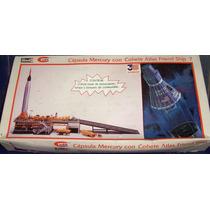 Cohete Mercury Y Friendship 7, Lodela