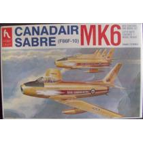 Canadair Sabre Mk 6, Golden Hawks