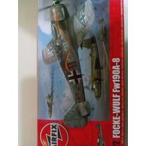 Focke Wulf Fw 190 A-8 Escala 1/72 Airfix Molde Nuevo