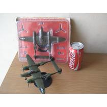 Aviones Grandes 2da Guerra Mundial Altaya, D Metal Esc. 1:72