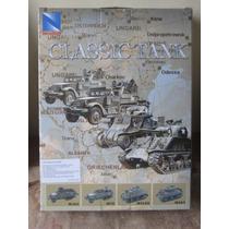 Tankes Y Camiones Guerra Mundial Esc. 1:32 Armar De Plastico
