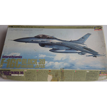 F-16c Block 30 Hasegawa Escala 1/48