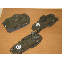Tankes Transporte 2da. Guerra Mundial Esc. 1:48 Plasticos