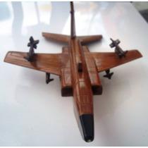 Jet De Combate En Madera