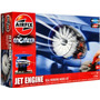 Jet Kit Modelo Del Motor - Airfix 1:72 Turbo Ventiladores Va