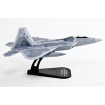 Italeri Die Cast Avion F22 Raptor 1/100 C/ Base Exhibidor