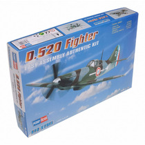 Modelo Plano - Do.520 1:72 Kit Hobbyboss Plástico Miniatura
