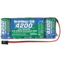 Bateria 6.0v 4200mah 5c Nimh Sub C Flat Rx U R/c Hcam6355