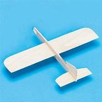 Balsa-madera Top Gun Planeador Modelo Plano (paquete De 36)