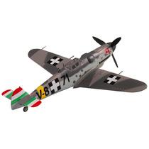 Modelo Plano - Messerschmitt Bf-109g-6 Hungría 1944 1:72