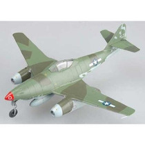 Modelo Plano - Messerschmitt Me262 A-1a Capturado Por Nosotr